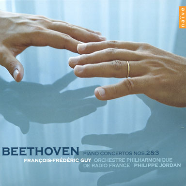 Ludwig Van Beethoven - Piano & orchestra concerto No.2 in B Flat major op. 19 - Piano concerto & orchestra No. 3 in C minor op. 37 - Orchestre philharmonique de Radio France - Philippe Jordan - Cd Naïve - 2009nique de Radio France - Philippe Jordan
