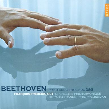 Ludwig Van Beethoven - Piano & orchestra concerto No.2 in B Flat major op. 19 - Piano concerto & orchestra No. 3 in C minor op. 37 - Orchestre philharmonique de Radio France - Philippe Jordan - Cd Naïve - 2009nique de Radio France - Philippe Jordan