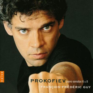 Cd - François-Frédéric GUY - Piano Sonata 6 & 8 - Sergeï Prokofiev - Naïve - 2001