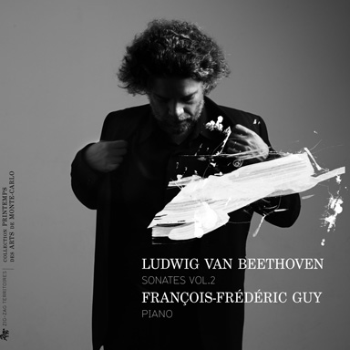 Ludwig Van Cd François-Frédéric Guy - Beethoven - The complete piano sonatas - Vol.2 - 3 Cd - ZIG ZAG Territoires - 2012