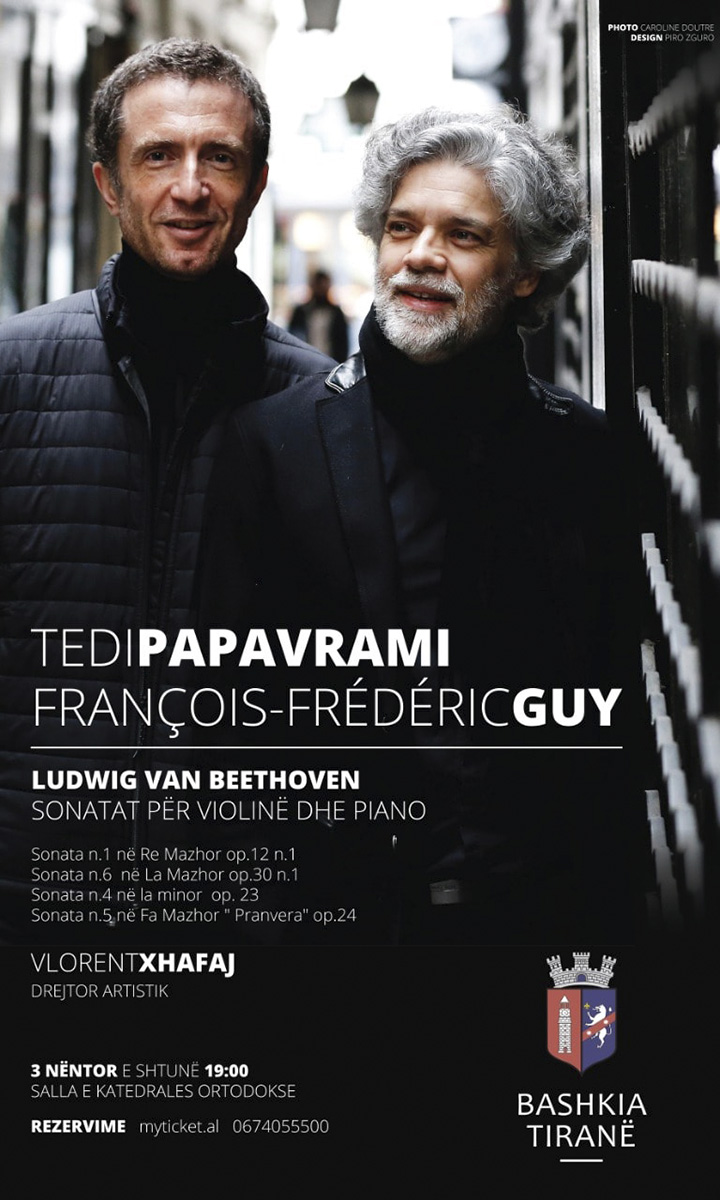 Concert-Francois-Frederic-Guy-Tedi-Papavrami-Tirana-2018