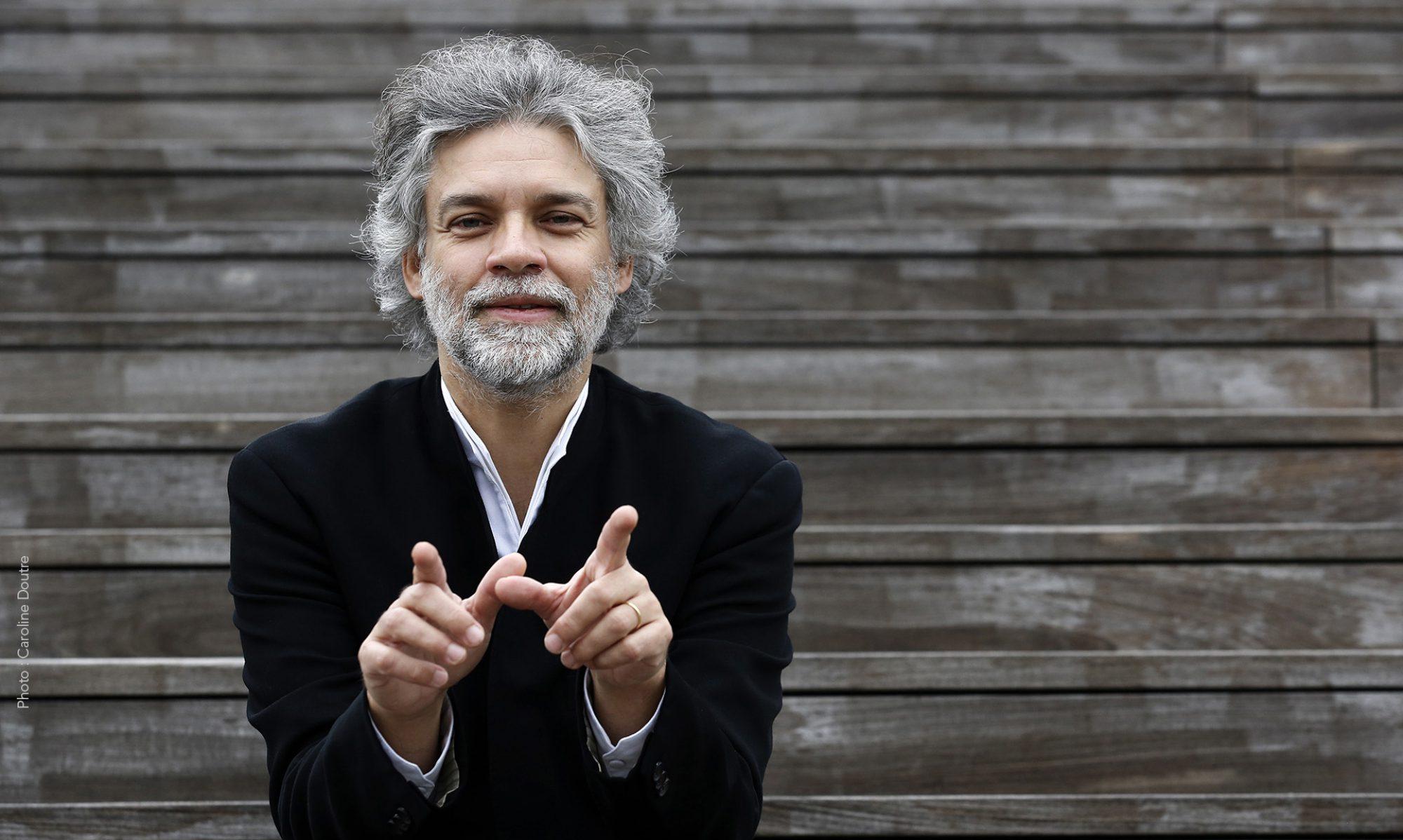 François-Frédéric GUY, pianist